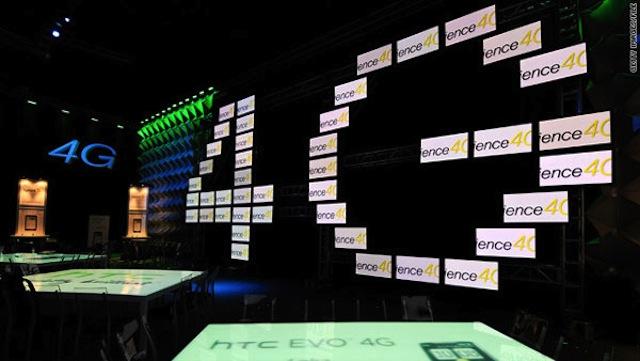 Mạng 4G sắp phủ sóng ở Việt Nam